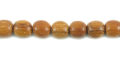 Bayong round wood wholesale beads