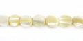 Mother of pearl natural unbleached 6mm