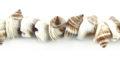 Brown tapok shell