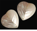 Silver mouth heart shape wholesale