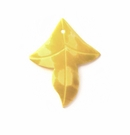 Small Yellow Leaf Spotted wholesale pendant