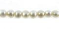 Pearl Potato White 4.5x5mm wholesale beads