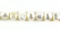 nugget pearls white 5-6mm wholesale beads