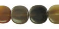 Greyhorn flat square 16mm natural