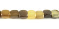Greyhorn cube 7mm wholesale beads