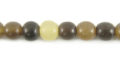 Caranail round 6mm wholesale beads