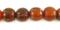 Golden horn squash wholesale beads
