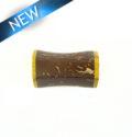 inlaid brown coco/nangka woodbarrel wholesale