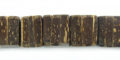Coco cube natural wholesale beads
