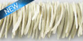 White coco stick bleached wholesale beads