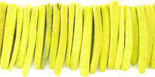 Coco tucks yellow wholesale beads