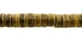 Coco heishi 6-7mm tiger wholesale beads