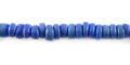 Coco round 4-5mm blue wholesale beads