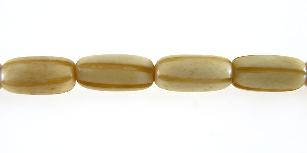 Tea Dyed Bone Carved Oval 12x7mm Beads And Pieces Wholesale Beads