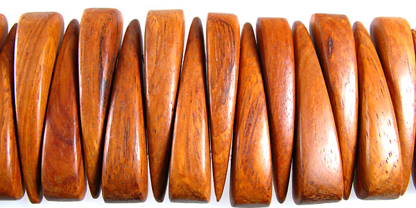 Bayong Wood Bracelet Double Drilled