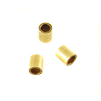 wholesale Crimp Beads 2x2mm Gold Filled