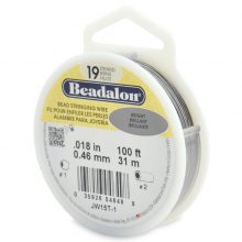 wholesale Beadalon 19 100' sp