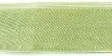 Organza Ribbon Olive Green wholesale