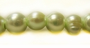 8-9mm potato pearl mint green wholesale beads