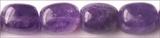 amethyst tumble nuggets ~12x16mm wholesale gemstones