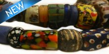 Wholesale African glass beads