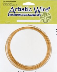 wholesale Artistic Wire 16 Ga. Natural 10ft.