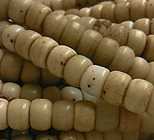 Wholesale padres 300 year old glass beads
