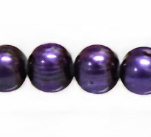 potato pearls violet 8-9mm wholesale beads