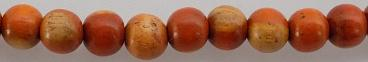 Sibucao wood two toned wholesale beads