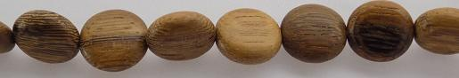 Robles wood coin 12mm