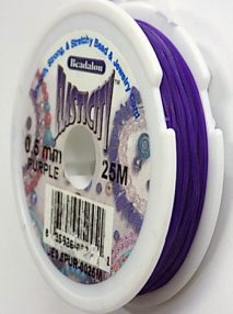 Wholesale 0.5mm Elasticity purple