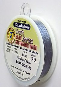 Wholesale Blue Beadalon 7 30'