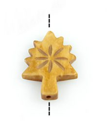 Antique bone carved tree shape wholesale
