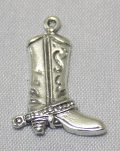 Cowboy Boot Pendant wholesale