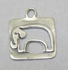 Elephant Framed Pendant wholesale