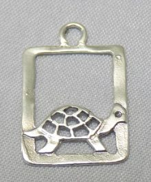 Turtle Framed Pendant wholesale