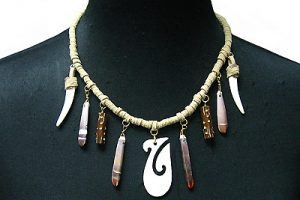choker necklace n-0177