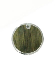 Graywood round silver framed 30mm w/ 2mm