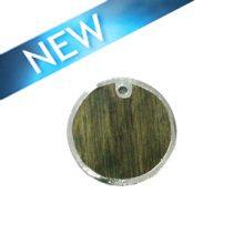 Graywood round silver framed 30mm w/ 2mm