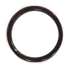 """Black Horn """"O"""" Ring No Holes Wholesale Pendants"""