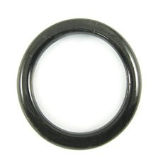 Wholesale Black horn o-ring pendants