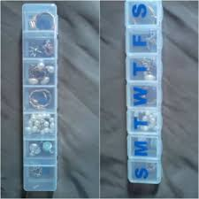 jewelry pill box