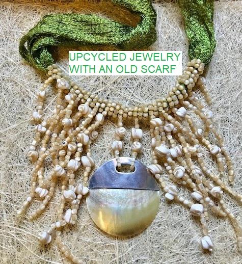 upcycle jewelry